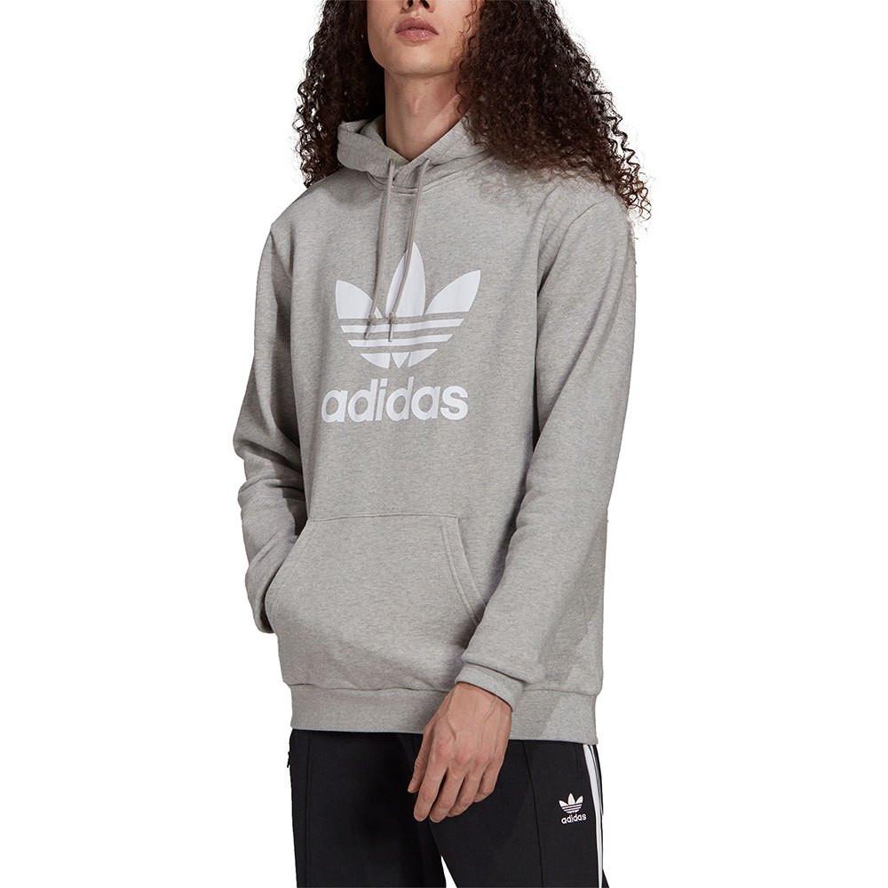 3ecfea2108 adidas Originals Férfi Trefoil Hoody kapucnis pulóver - PoloCafe ...