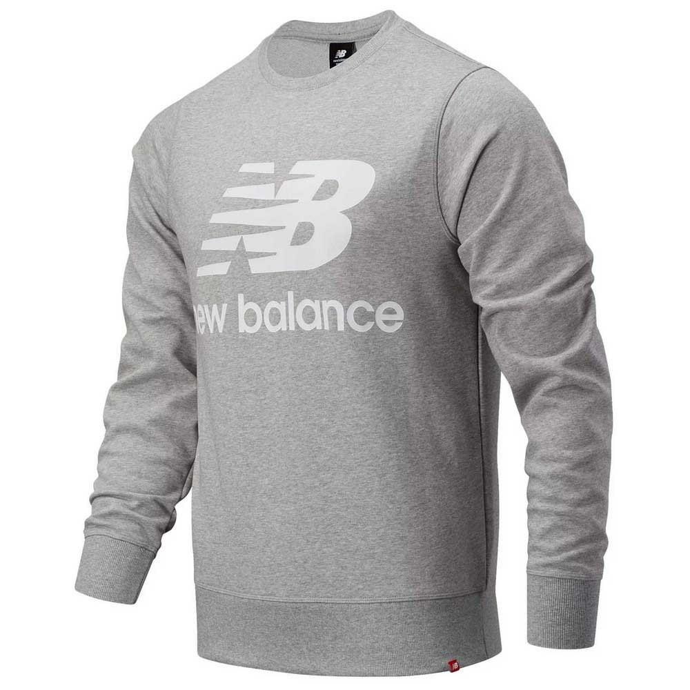 New Balance Férfi Fleece Crew Pulóver - PoloCafe Világ márkák ... eb72ec7523