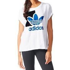 Adidas Originals Női Run Logó Póló - PoloCafe Világ márkák c43f4744be