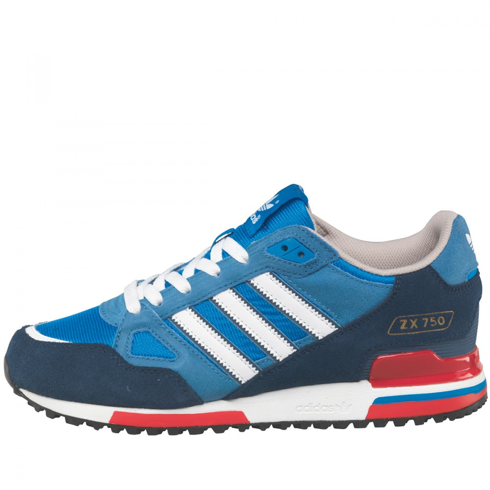 76fe9ea23e adidas Originals Férfi ZX 750 Trainers cipő - PoloCafe Világ márkák ...
