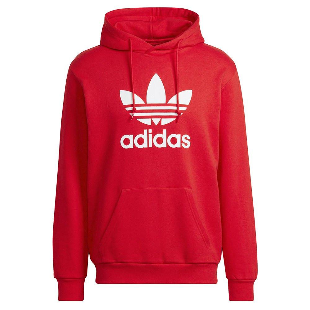 adidas Originals Férfi Trefoil Hoody kapucnis pulóver - PoloCafe ... fda3377de1
