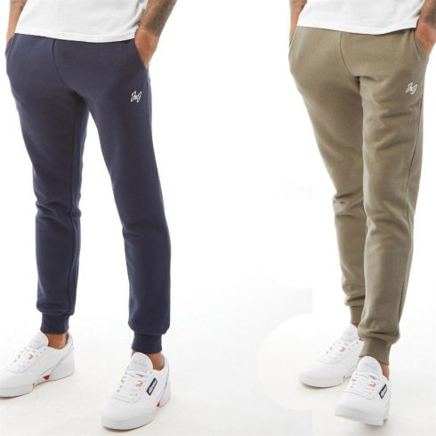 JACK AND JONES Férfi Joe Two Pack Melegítő Nadrág