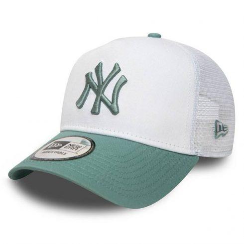 New Era 9Forty Trucker Essential NY Yankees Sapka