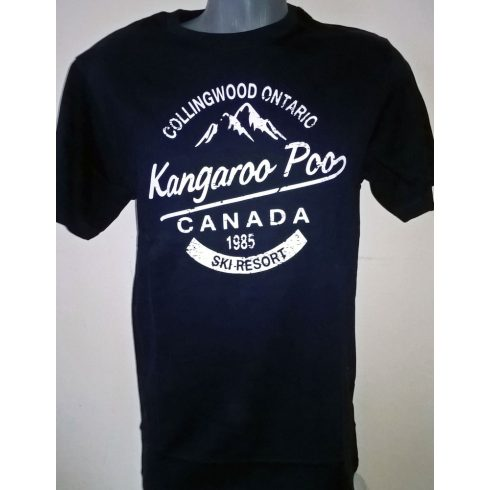 Kangoroo Poo férfi póló