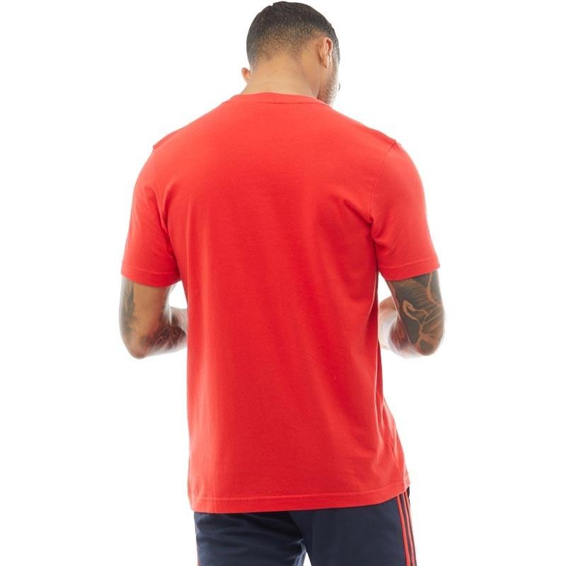 adidas Originals férfi Trefoil póló - PoloCafe Világ márkák 53a5b428b7