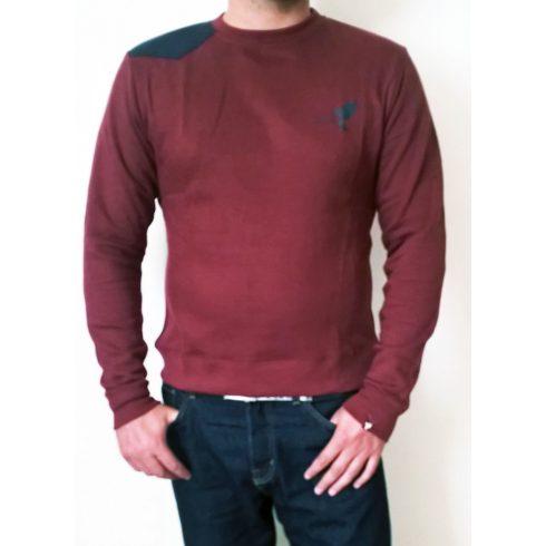 Missing Peace férfi pulóver