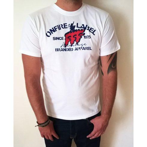 Onfire férfi póló